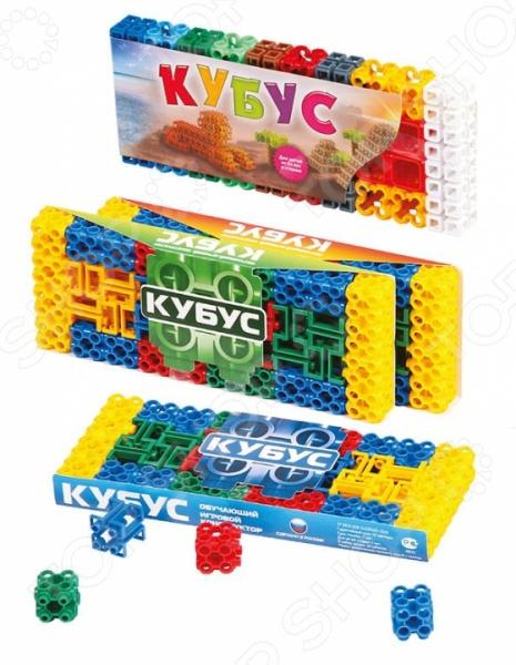 Конструктор игровой Биплант «Кубус» конструктор биплант 11029 кубус малая упаковка 40 элементов новый