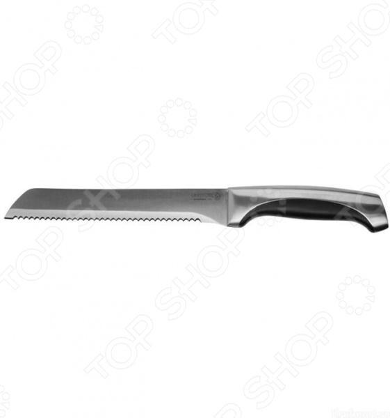 Нож для хлеба Legioner Ferrata 47943 нож для стейка legioner augusta 47854
