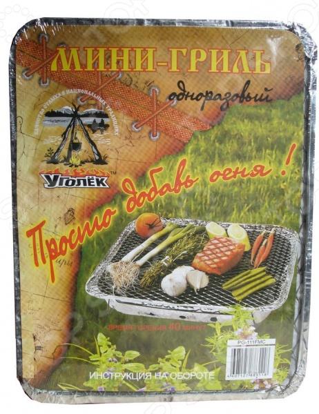 Решетка-гриль одноразовая PG-111FMS    /