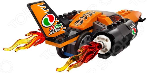 Конструктор-игрушка LEGO City Great Vehicles «Гоночный автомобиль»