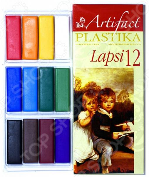 Набор полимерной глины Artifact Lapsi 12