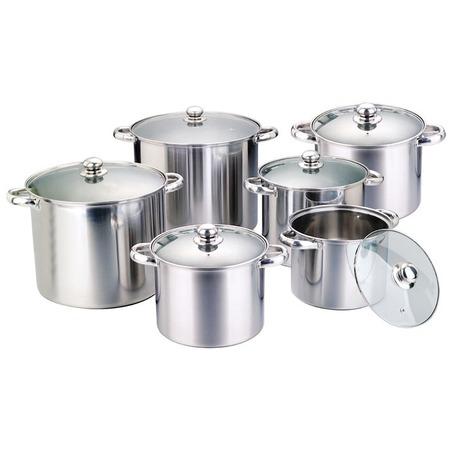 Купить Набор посуды «Богатый урожай плюс». Количество предметов: 12