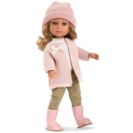 Купить Кукла Arias Elegance в одежде и шапке