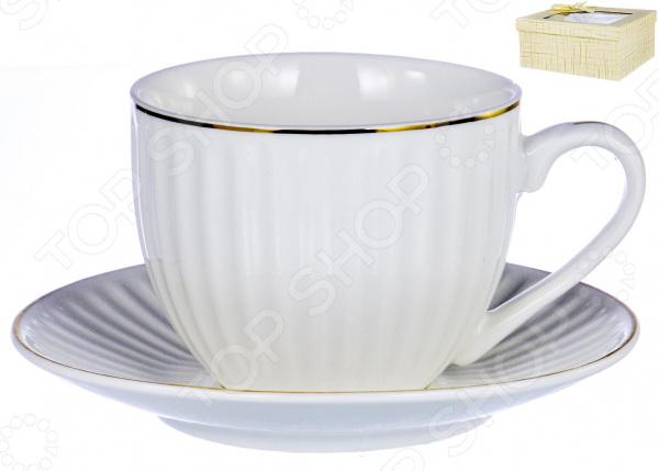 Чайная пара OlAff «Грация» 01011 цена 2017