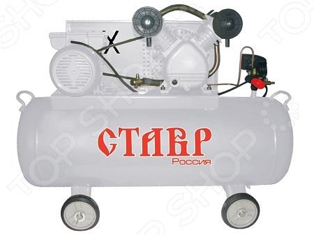 Подробнее о СТАВР КМК-100/2200 коаксиальный масляный компрессор