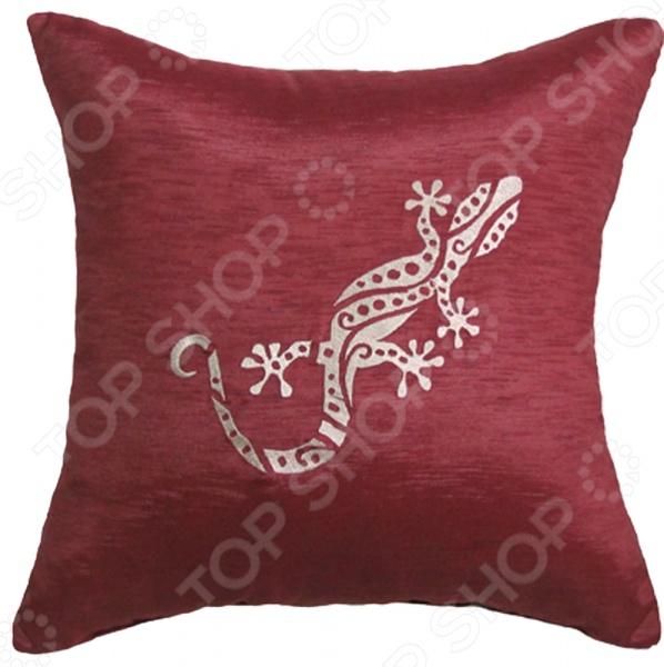 Подушка декоративная Primavelle с вышивкой «Саламандра»