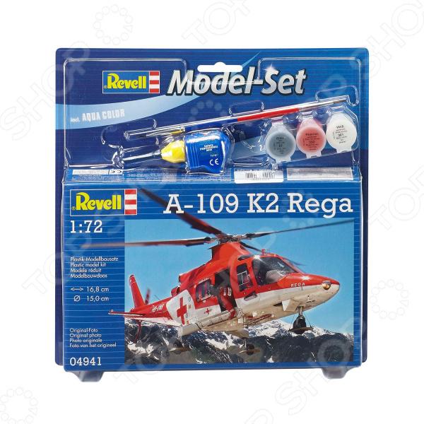 Сборная модель вертолета Revell A-109 K2 сборная модель вертолета revell a 109 k2