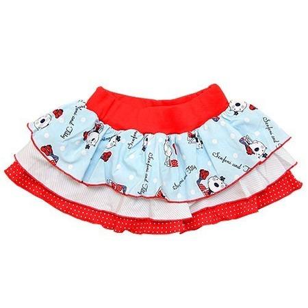 Купить Детская юбка Soni Kids «Кошки-горошки»