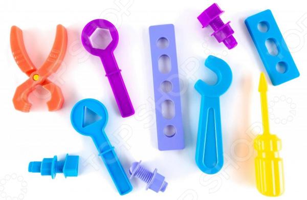 Игровой инструмент для мальчика Пластмастер «Мой первый инструмент»