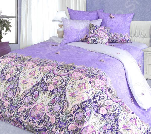 цена Комплект постельного белья Королевское Искушение «Мадонна». Тип ткани: сатин онлайн в 2017 году