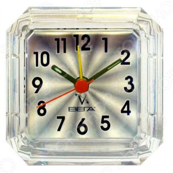 Будильник Вега Б 1-014 будильник спектр кварц 0720 с б