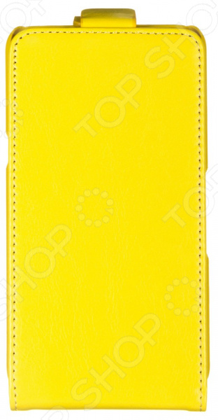 Чехол-флип skinBOX Sony Xperia E4g