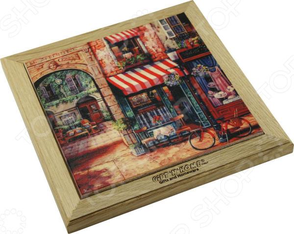 Подставка под горячее Gift'n'home «Парижский дворик»
