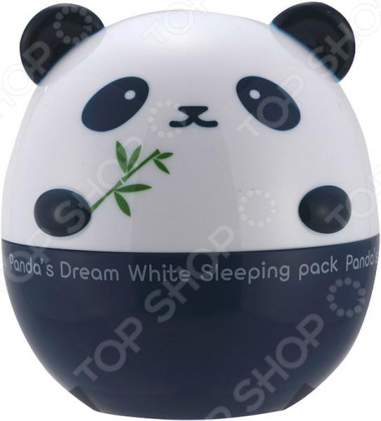 Маска для лица ночная TONY MOLY Pandas Dream маска ночная осветляющая panda s dream white sleeping pack tony moly