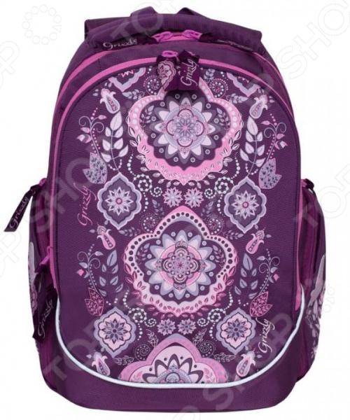Рюкзак школьный Grizzly RG-867-2