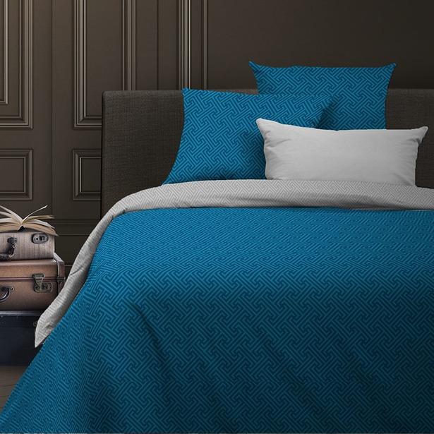 фото Комплект постельного белья Wenge Silver Azure. 2-спальный