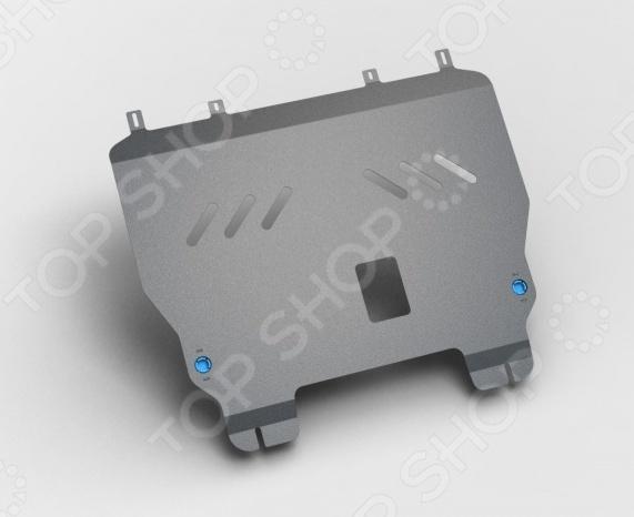Комплект: защита картера и крепеж Novline-Autofamily KIA Venga 2011: 1,4/1,6 бензин МКПП/АКПП