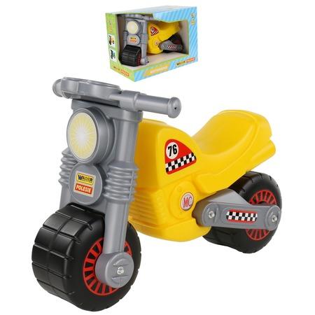 Купить Мотоцикл игрушечный Wader «Моторбайк 76». В ассортименте