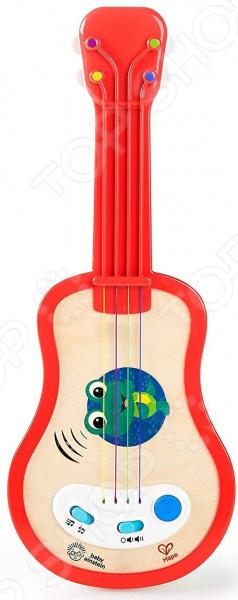 Игрушка музыкальная Hape «Волшебная укулеле»