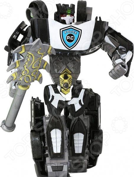 Робот-трансформер Taiko «Кибербот» со светозвуковыми эффектами развивающий центр со светозвуковыми эффектами b kids грибок