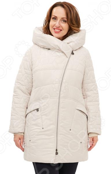 Куртка D`imma «Агата». Цвет: жемчужный