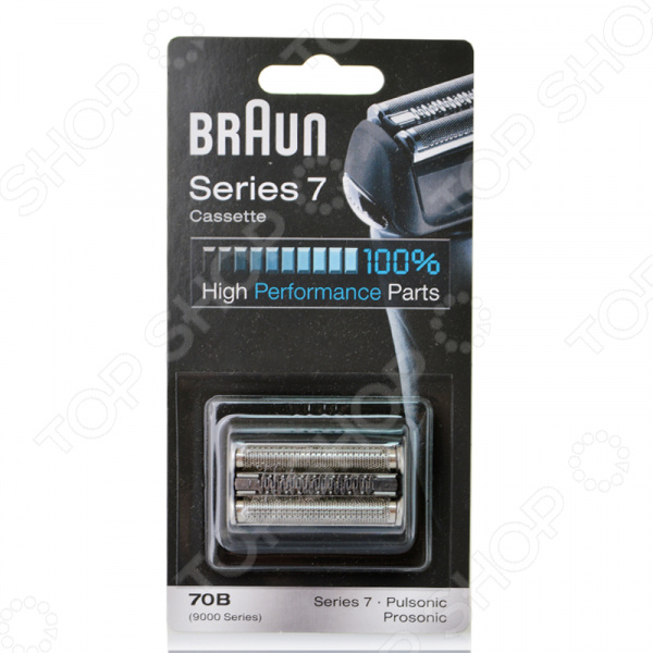 Сетка и режущий блок для электробритв Braun Series 7 70B сетка для электробритв braun series 5 52b