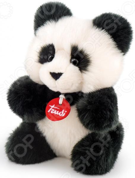 Мягкая игрушка Trudi «Панда-пушистик»