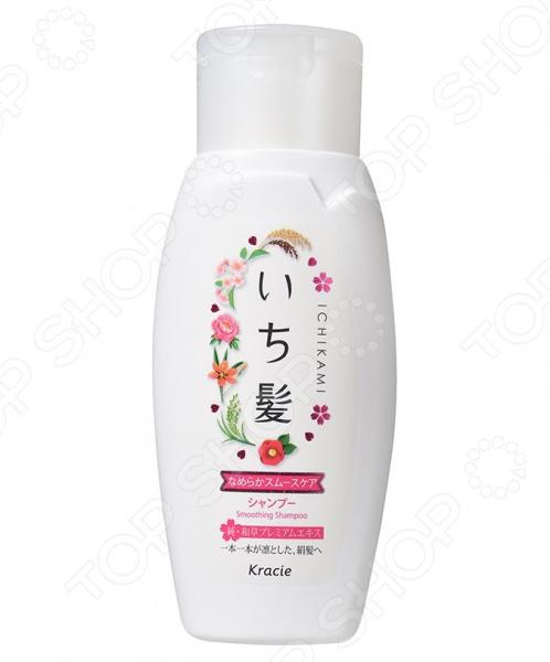 Фото Шампунь Kracie Ichikami с ароматом горной сакуры
