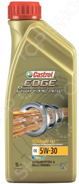 Масло моторное синтетическое Castrol CAS-P-GM-5W30-1L охлаждающая жидкость castrol cas antifreeze sf 1l