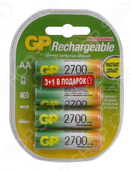 Набор батареек GP Batteries 270AAHC3/1-2CR4
