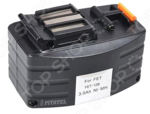 Батарея аккумуляторная Pitatel TSB-003-FES12B-30M