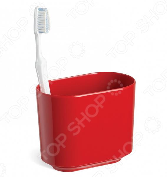 Стакан для зубных щеток Umbra Step ультразвуковые зубные щетки в петербурге