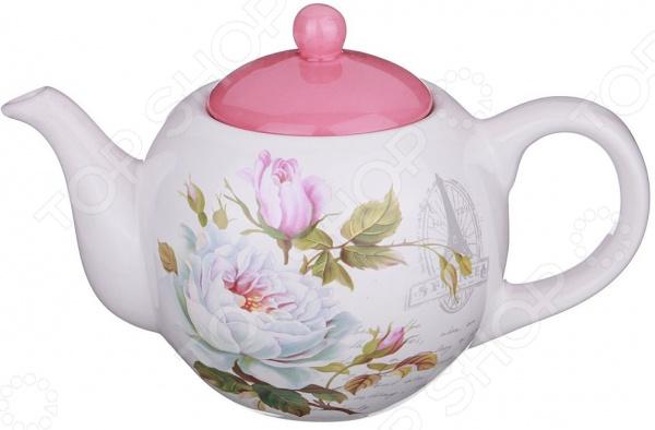 Чайник заварочный Agness «Шиповник» 358-1112