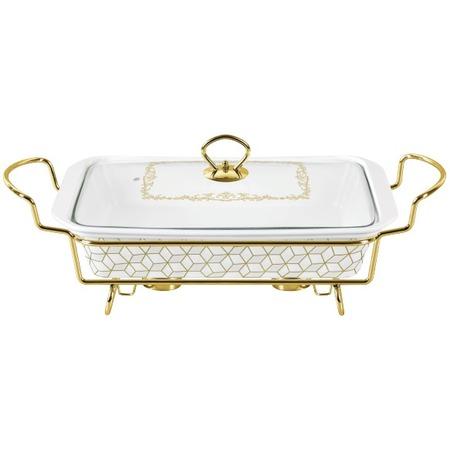 Купить Мармит LARA LR12-08 Gold Cube