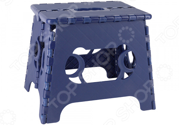 Табурет складной Rosenberg RPL-790001 Табурет складной Rosenberg RPL-790001-Blue /Синий
