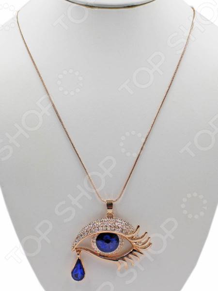 Кулон «Синий глаз»