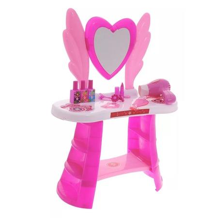 Купить Игровой набор для девочки 1 Toy «Туалетный столик большой: Сердце»