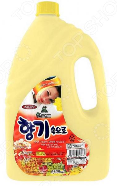 Кондиционер для белья Sandokkaebi «Фрезия» детские моющие средства kodomo кондиционер для детских вещей мягкая упаковка 800 мл