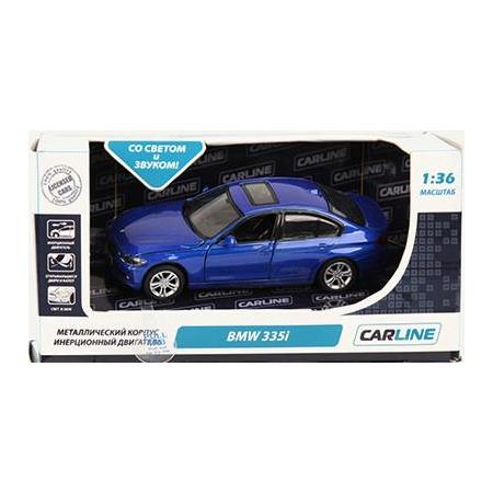 Купить Модель автомобиля 1:36 Carline BMW 335i. В ассортименте