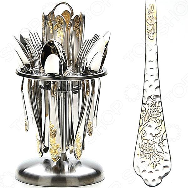 Набор столовых приборов Mayer&Boch MB-23099 набор кухонных ножей квартет кизляр