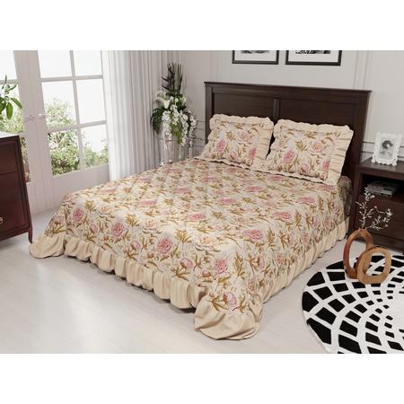 Купить Комплект для мебели «Райский сад»: покрывало и накидки на подушки. Количество предметов: 3