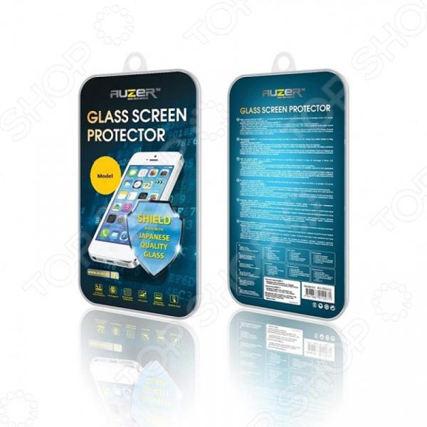 Пленка защитная Auzer AF 3-SS 7 E для Samsung S7 Edge аксессуар защитная пленка samsung galaxy s7 edge 5 5 red line full screen tpu экран задняя панель