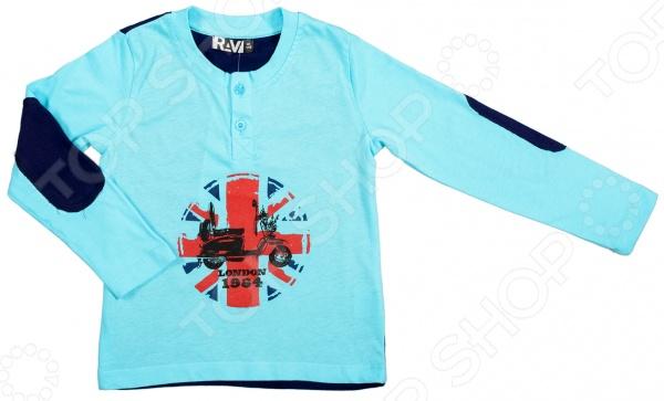 Толстовка для мальчика RAV RAV03-008  платье для девочки rav rav03 012