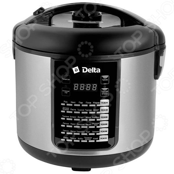 Мультиварка Delta DL-6516
