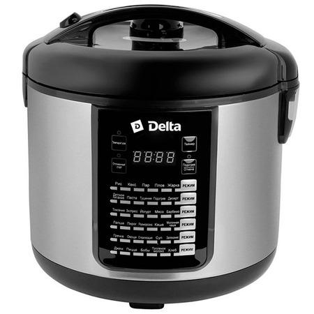 Купить Мультиварка Delta DL-6516