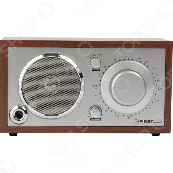 Радиоприемник First 1907 радиоприемник с интернет радио