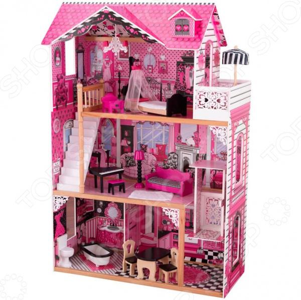 Кукольный дом с аксессуарами KidKraft «Амелия»