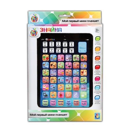 Купить Мини-планшет интерактивный обучающий 1 Toy «Знайка»