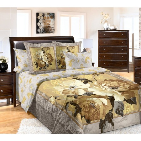 Купить Комплект постельного белья Королевское Искушение «Мистерия». Евро