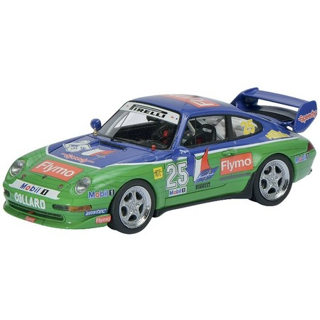 Купить Модель автомобиля 1:43 Schuco Porsche 911 Cup #25